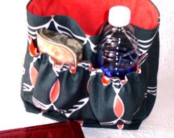 Large Handbag Insert,  Handbag Essentials,  Organizer Insert Bag , Purse Organizer Handmade, Pocketbook  Insert, Handbag Saver, Gift 4 HER