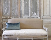 Vintage French Sofa Loveseat