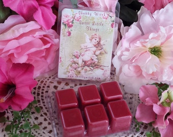 Sweet Little Things Soy Tarts, Wax Melts, Soy Melts, Valentine's Melts, Valentine's Tarts