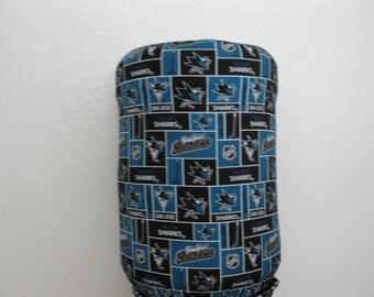 Shark Bottle Covers-Dispenser- Water Cooler Decor Standard Size