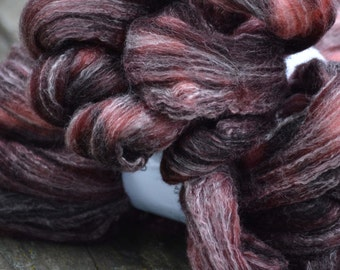 Mountain Shadows - Hand Dyed Roving