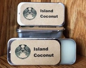 Island Coconut Solid Perfume Balm