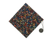 Pomp & Ceremony Pocket Square handkerchief Liberty of London Donna Leigh