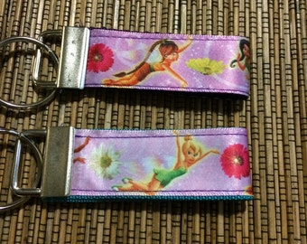 Mini Key Fob - Fairies