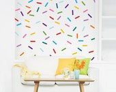Vinyl Wall Sticker Decal Art - Confetti Sprinkle Packs