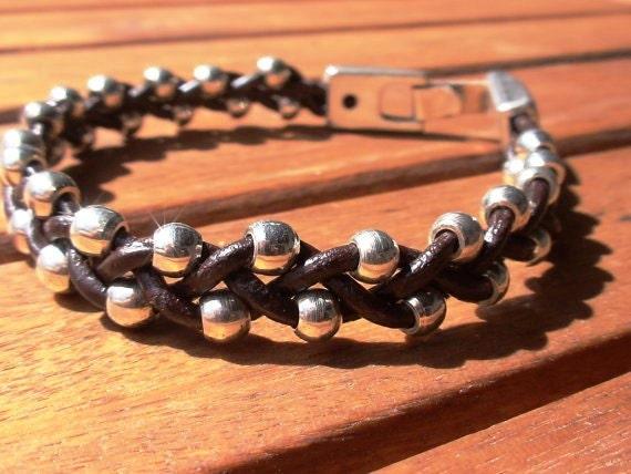 leather braided bracelet, everyday bracelets, everyday jewelry, best everyday jewelry, jewelry trends,