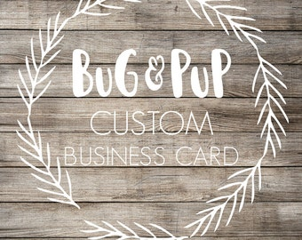 Custom Business Card Design Unique Business Card Branding Business Advertising Marketing Materials