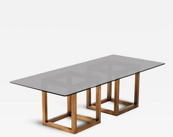 Mid-century Milo Baughman Dining Table