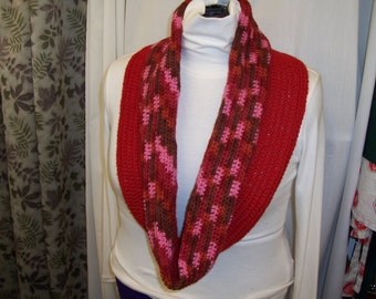 two color cowl