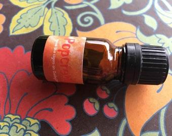 Popcreme handcrafted fragrance oil