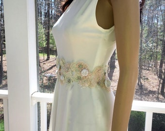 Pearl Beaded Sash, Pearl Lace Sash, Pearl Bridal Sash, Pearl Wedding Sash, Bridal Gown Sash, Wedding Gown Sash, Bridesmaid Bridal Sash
