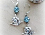 Snail Earrings Gift for Kids for Girls for Tween Girls Your Choice Hook Gifts Under 20 Snail Jewelry