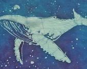 4T humpback whale t shirt  -Custom Order for hrtresqr