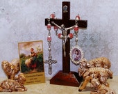 Unbreakable Catholic Chaplet of St. Germaine Cousin - Patron Saint of Abused Children, Poor People and Disabled People