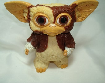 1984 The Gremlins Gizmo Plastic Figure.