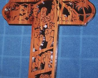 Nativity of Jesus Cross