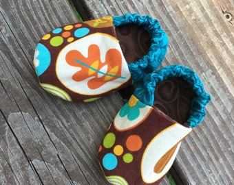 Soft Baby Shoe, Size 0-3 Months