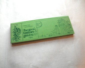 Good Humored Gardener Book 1970s Garden & House Plant Advice