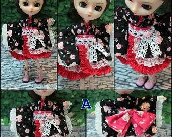 kimono  Dresses, Pullip, BJD Doll.1/6