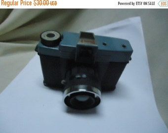 Independence Day Sale Vintage Diana F 35mm Camera From Estate, Not Tested Display Only, collectable