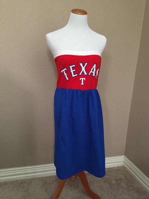 Texas Rangers Gameday Dress