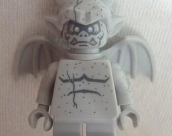 Custom Gargoyle Necklace Made With Genuine LEGO® Bricks