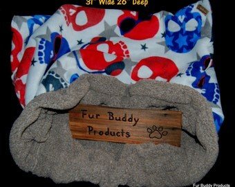 """Fur Buddy Products Exclusive and Original Design Easy Entry Buddy Bag Medium 31""""Wide  x 26"""" Deep"""