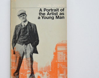 a literary analysis of a portrait of the artist as a young man