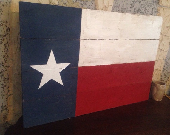 rustic home decor texas items similar to rustic wood flag god bless 11735