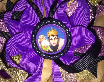 Evil Queen Hairbow