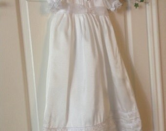 The Amy Christening Grown/Baby Blessing Outfit/Newborn/Baby Girl