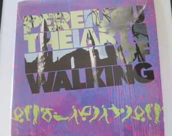 Pere Ubu LP the art of walking 1980 rough trade original in shrink