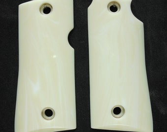 Ivory Colt Mustang Grips