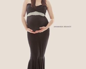 The Bella Mama Gown