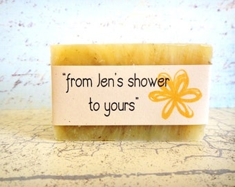 Bride To Be Soap Favors, Bridal Shower Soap Favors, Custom Label, Bridal Shower Favors, Wedding Shower, Bride to Be