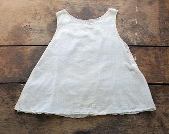 Edwardian White Baby Dress