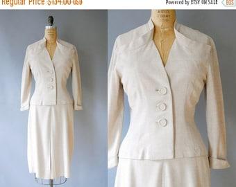 30%OFF 1950s Suit / Ahead of the Curve Suit / 50s