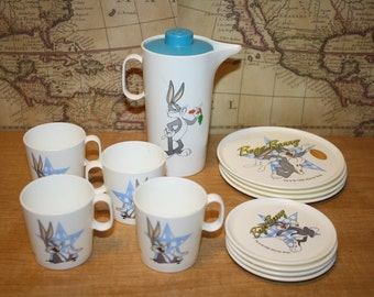 Bugs Bunny Tea Set - Chilton - item #2194