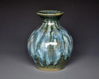 Ceramic Pottery Bud Vase Small Flower Vase Handmade A