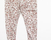 ON SALE! floral tights; baby tights; toddler tights; baby leggings; toddler leggings; baby leotard and tights