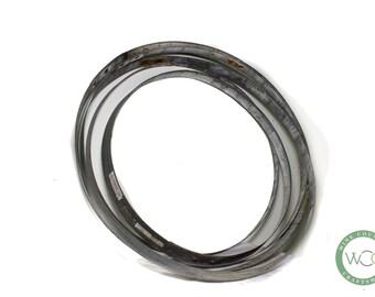 Wine Barrel Rings (Set of 5) - Galvanized Steel Barrel Bands