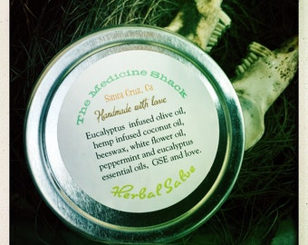Pain Away Hemp Salve