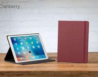 The Contega Thin iPad Pro 12.9 Case - Cranberry | iPad Pro Case, iPad Case, iPad Cover