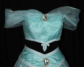 Jasmine Custom Costume