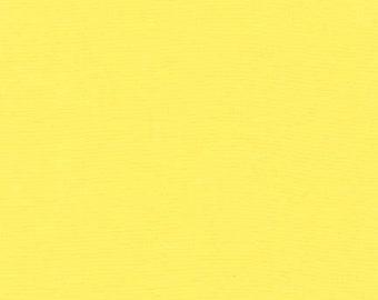 Highlight - KONA solids from Robert Kaufman - One Yard