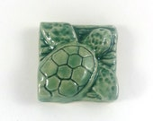Sea Turtle Tile - Made to Order 2 inches