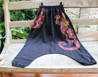 Comfy Roomy Cotton Pants - MLG1610-07