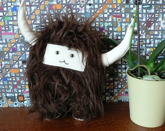 Wild Thing Theory Monster Plush Toy: Harold
