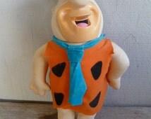 Vintage Fred Flintstones Doll