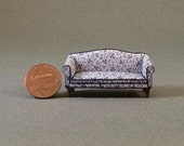 Quarter Inch Scale Furniture - Windsor Style Sofa